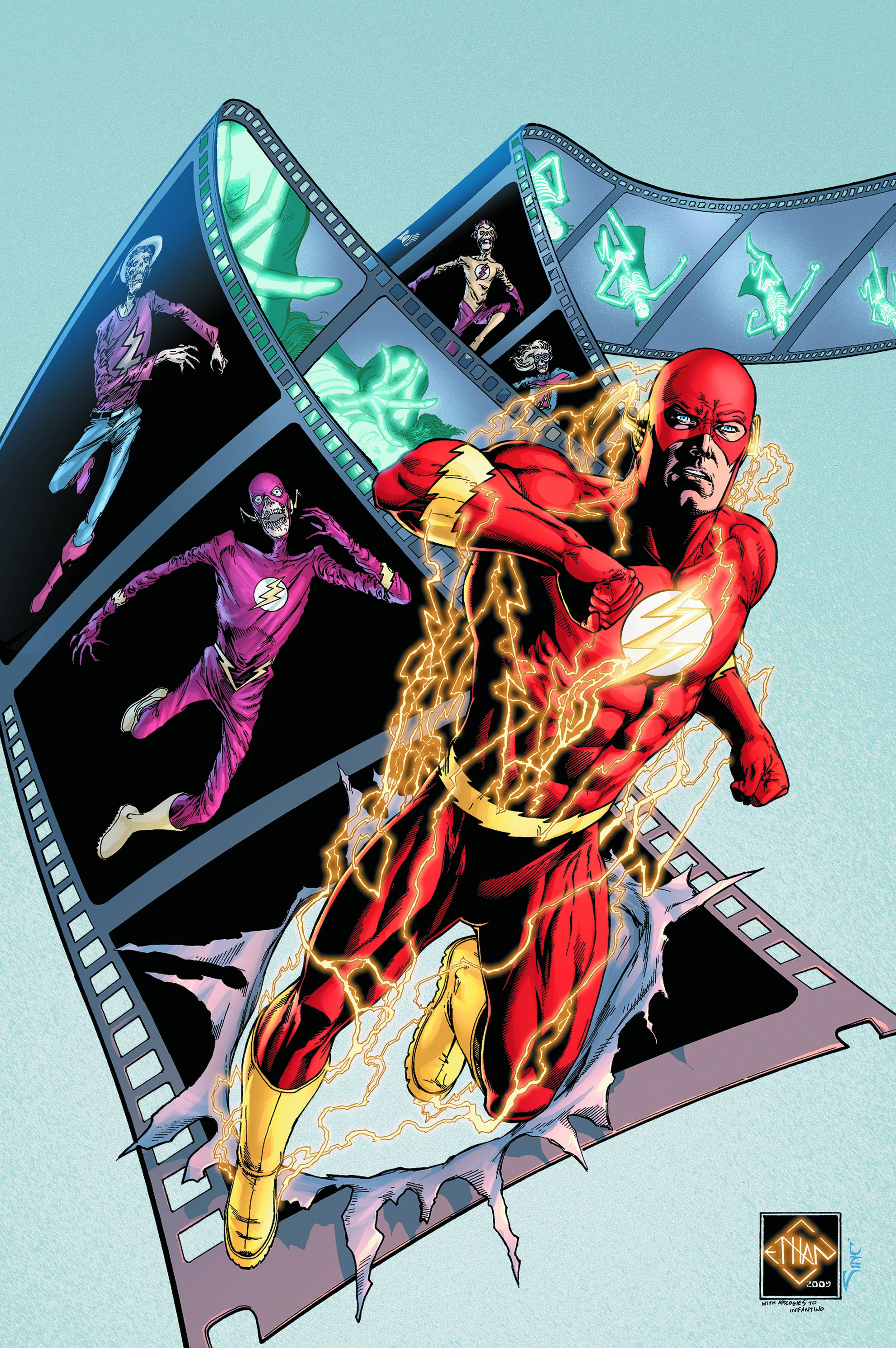 The Flash: Rebirth Vol 1 2