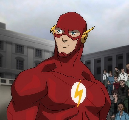 Barry Allen (DC Animated Movie Universe)