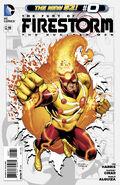 Fury of Firestorm Vol 1 0
