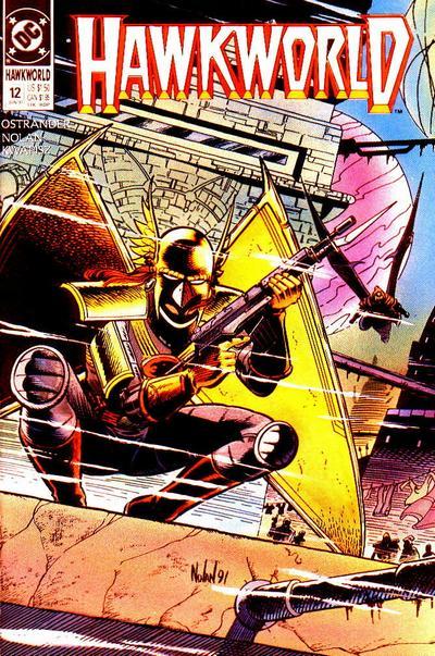 Hawkworld Vol 2 12