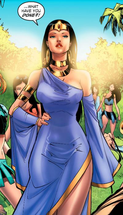 Hippolyta (Smallville)