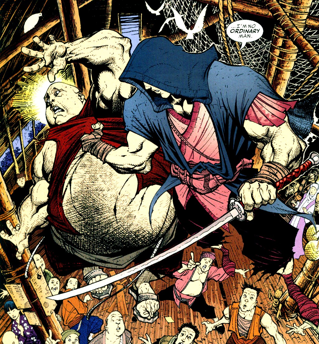 Kal-El (Shogun of Steel)