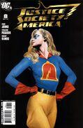 Justice Society of America v.3 8A