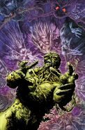 Legend of the Swamp Thing Halloween Spectacular Vol 1 1 Textless