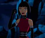 Madame Rouge Teen Titans