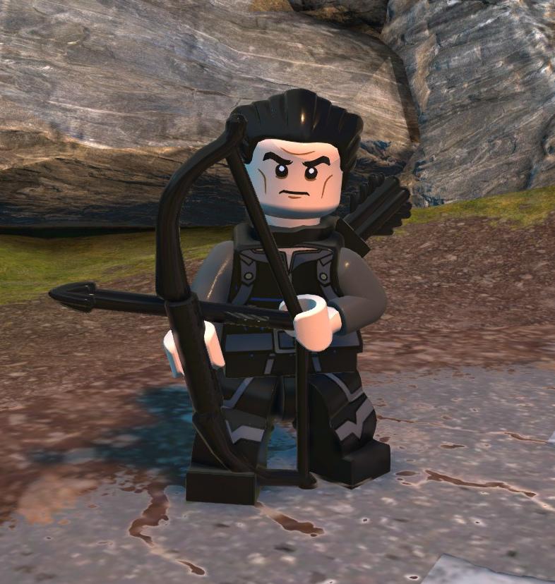 Malcolm Merlyn (Lego Batman)