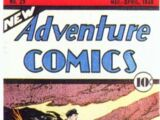 New Adventure Comics Vol 1 25