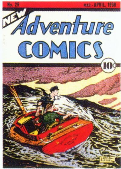 New Adventure Comics Vol 1 25