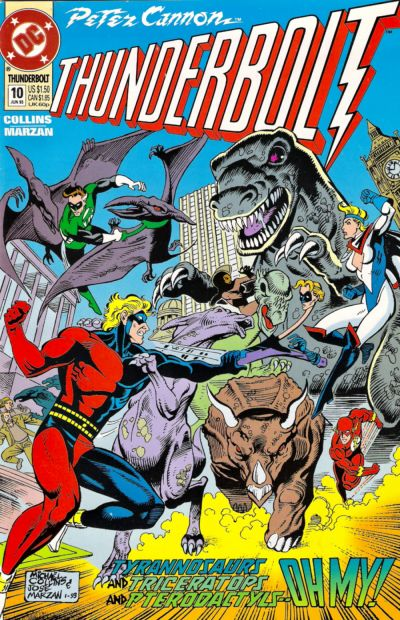 Peter Cannon: Thunderbolt Vol 1 10