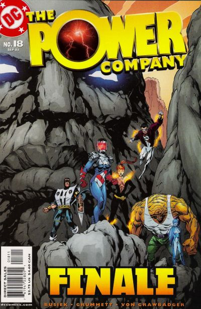 The Power Company Vol 1 18