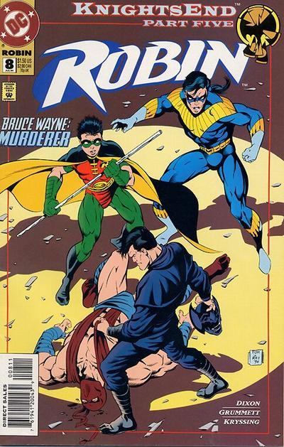 Robin Vol 2 8