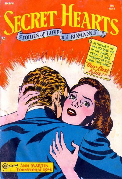 Secret Hearts Vol 1 8