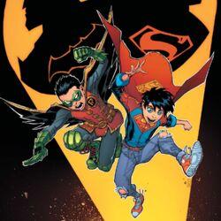 Super Sons (Prime Earth)