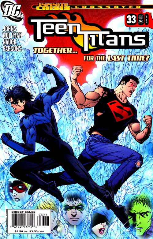 Teen Titans Vol 3 33