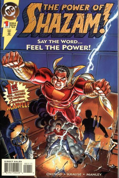 The Power of Shazam! Vol 1 1