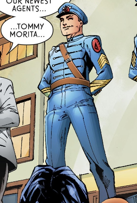Thomas Morita (Prime Earth)