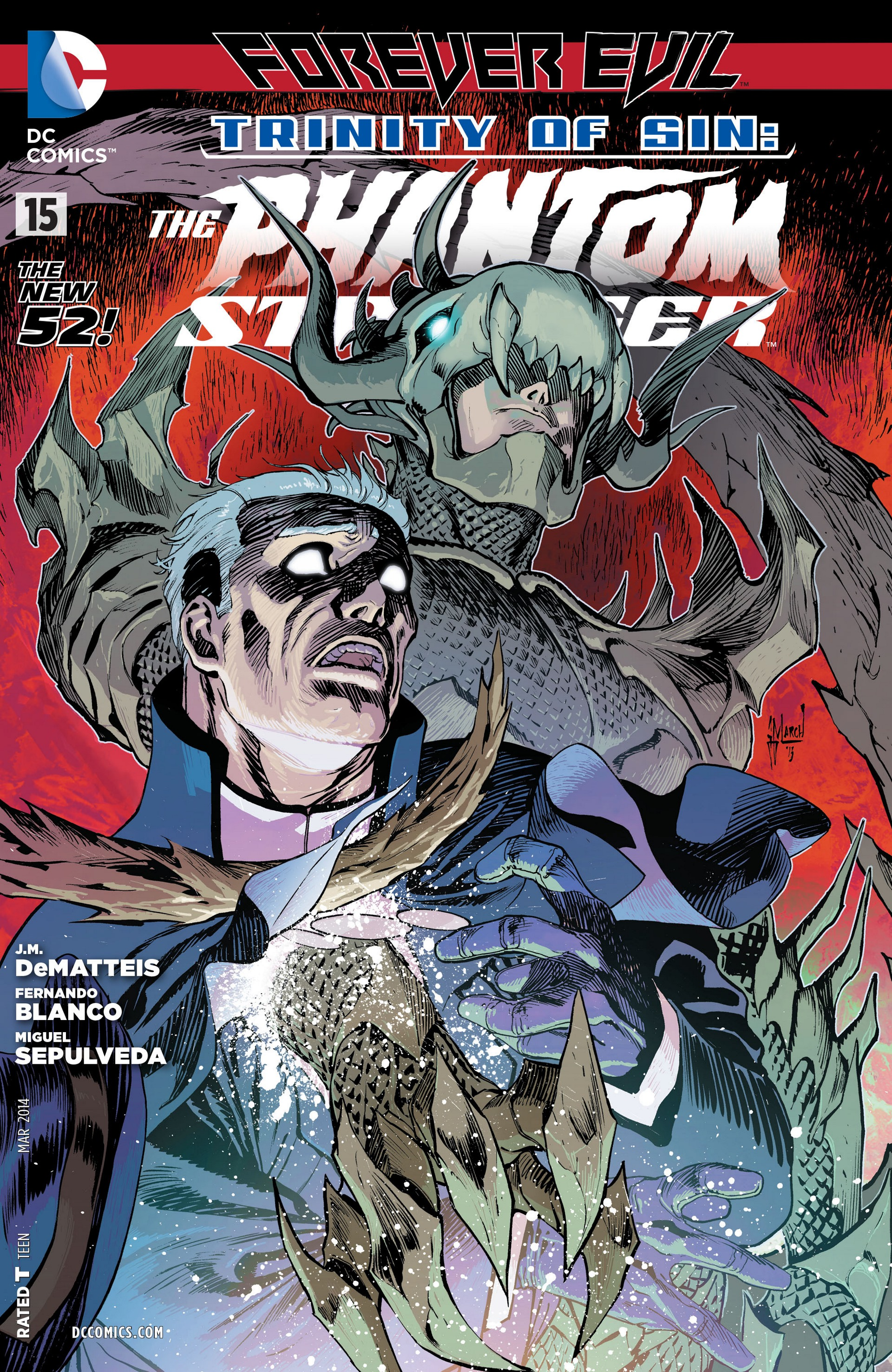 Trinity of Sin: The Phantom Stranger Vol 1 15