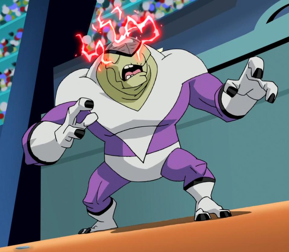 Validus (Legion of Super-Heroes TV Series)