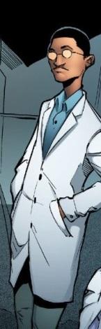 William Magnus (Smallville)