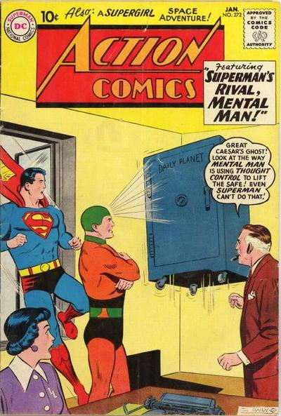 Action Comics Vol 1 272