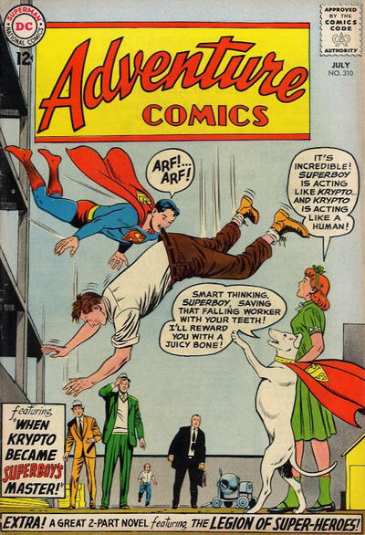 Adventure Comics Vol 1 310