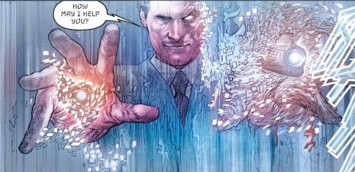 Alfred Protocol (Earth -44)