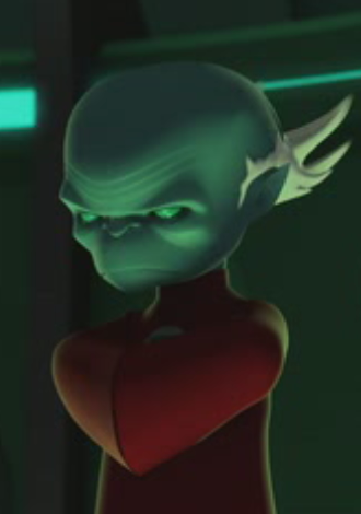 Appa Ali Apsa (Green Lantern Animated Series)