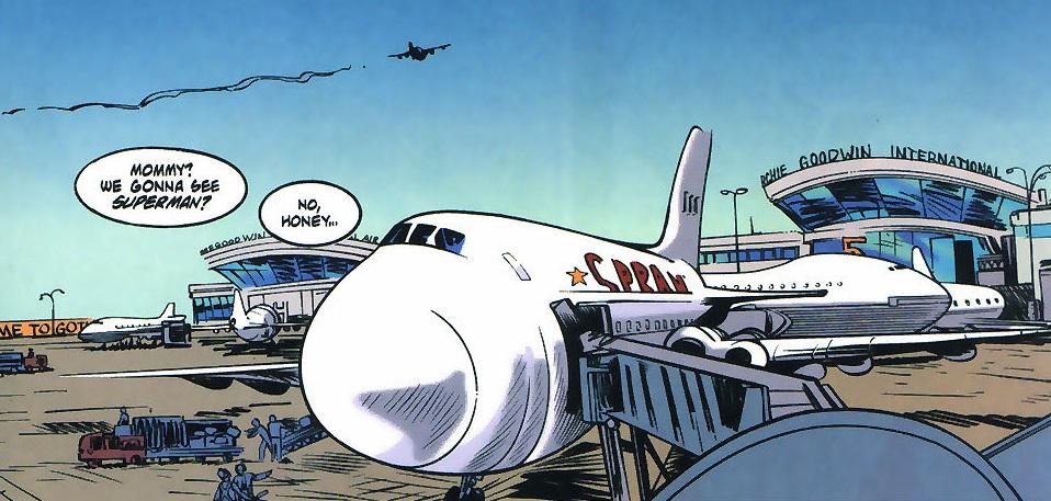 Archie Goodwin International Airport