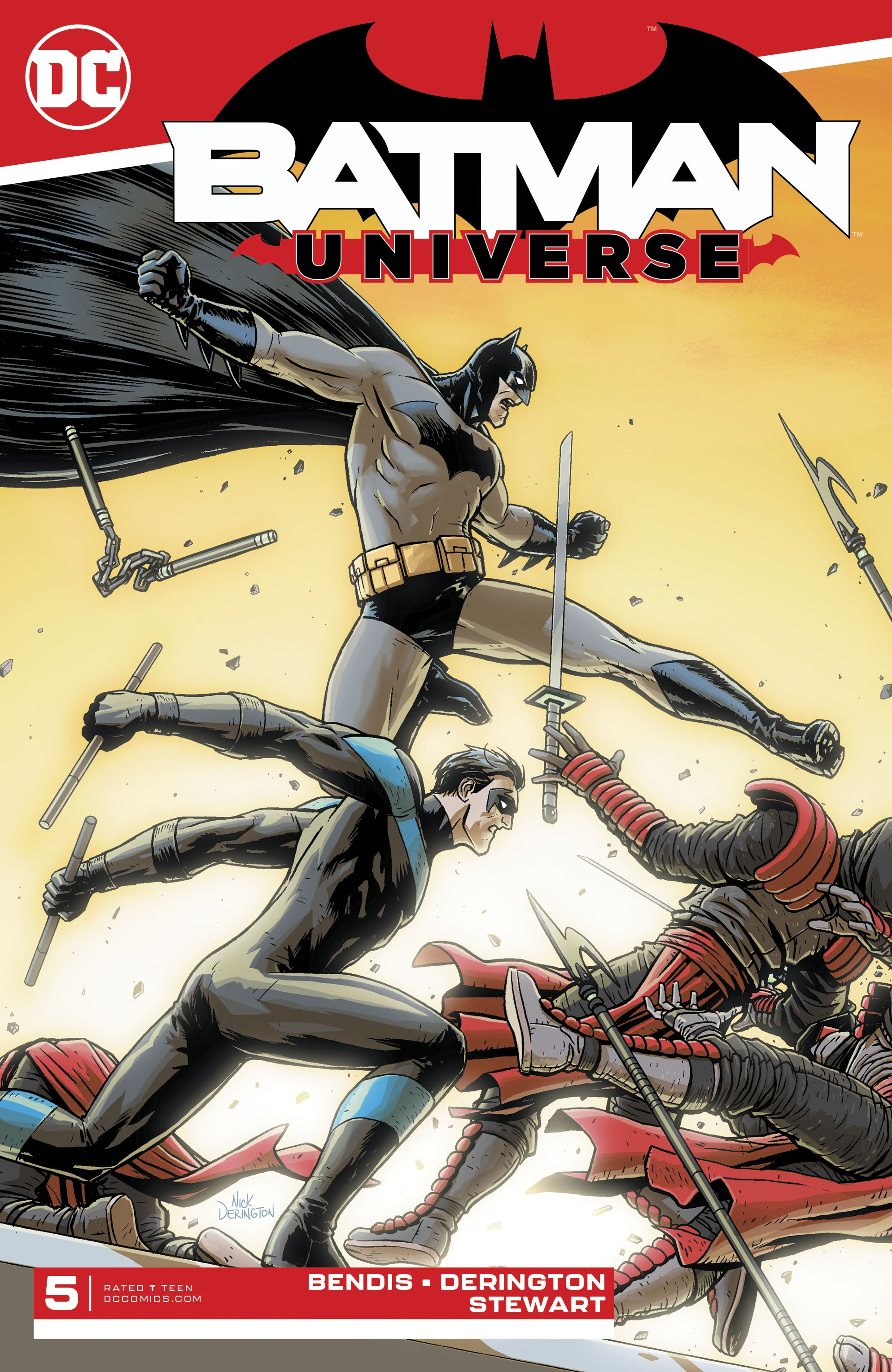 Batman: Universe Vol 1 5
