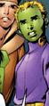 Brainiac 5 Superboy's Legion 001