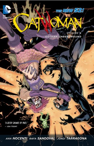 Catwoman: Gotham Underground (Collected)