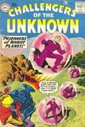 Challengers of the Unknown 8