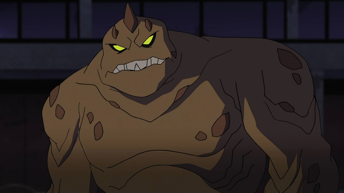 Matthew Hagen (Batman Unlimited)