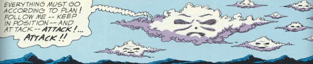 Cloud Creatures