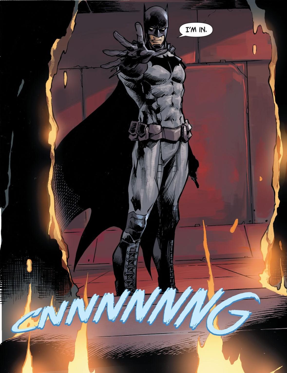 Damian Wayne (DCeased)