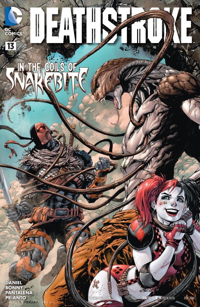 Deathstroke Vol 3 13