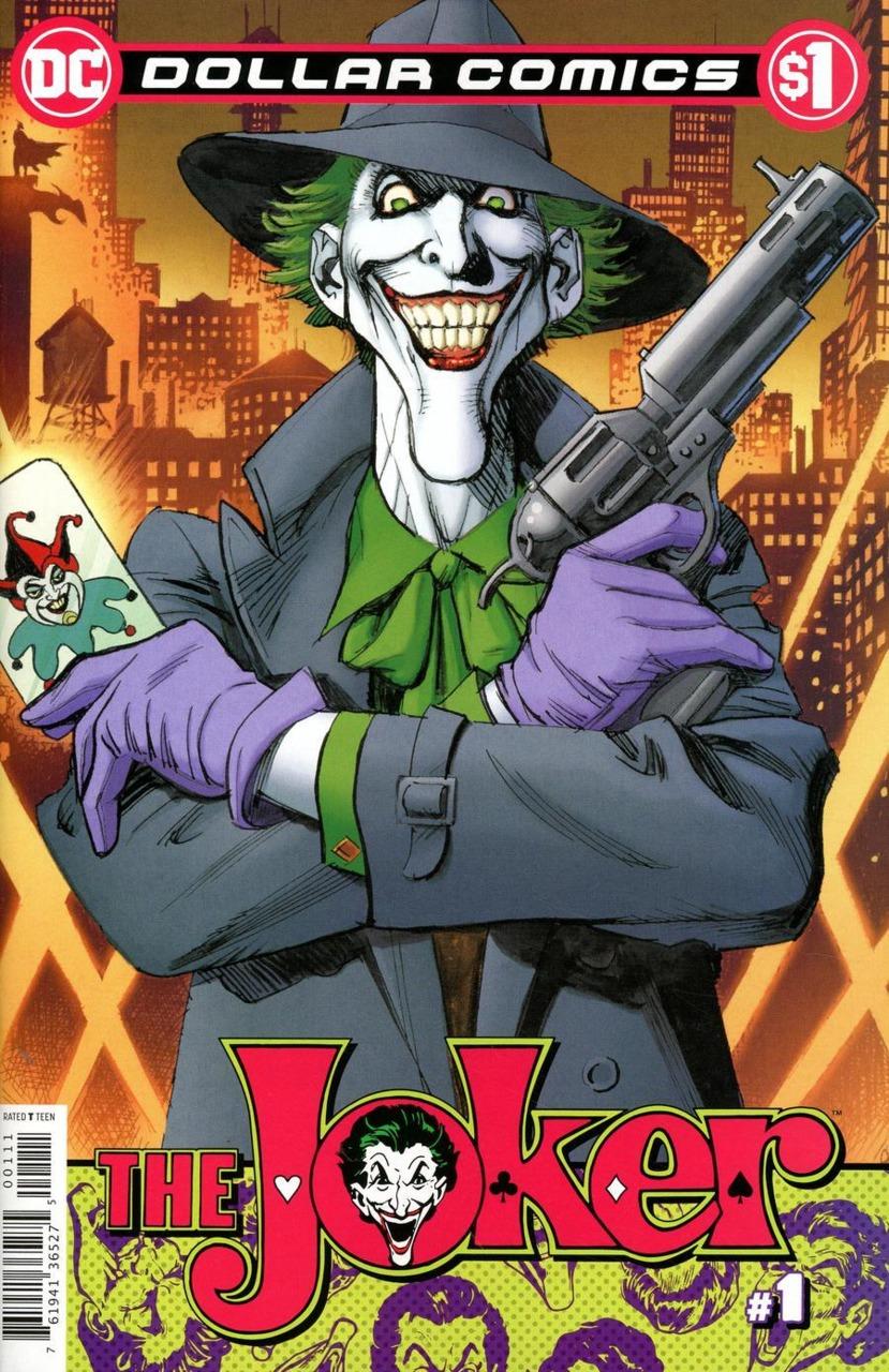 Dollar Comics: The Joker Vol 1 1