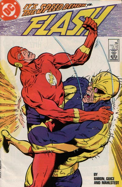 The Flash Vol 2 6