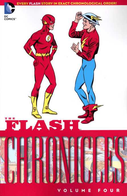 The Flash Chronicles Vol. 4 (Collected)