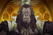 Gorilla Grodd Batman Ninja 0001