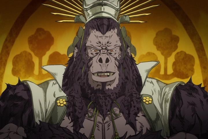 Gorilla Grodd (Batman Ninja)