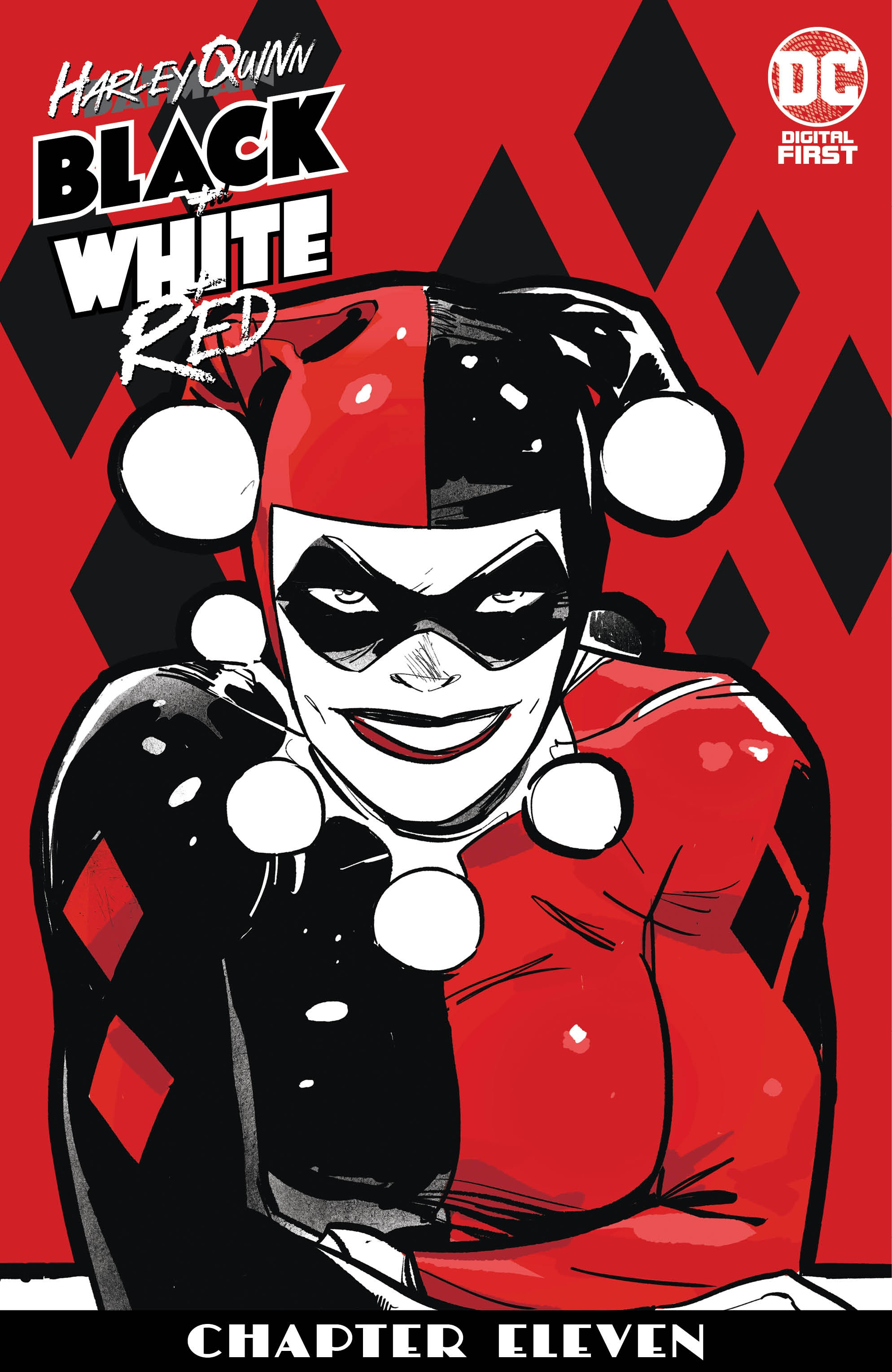 Harley Quinn: Black + White + Red Vol 1 11 (Digital)