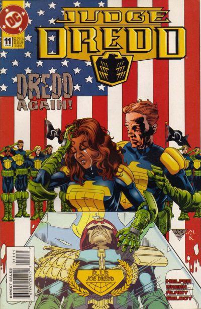 Judge Dredd Vol 1 11