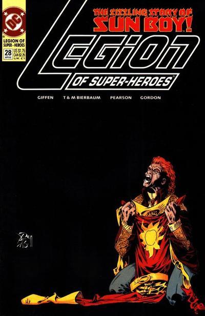 Legion of Super-Heroes Vol 4 28
