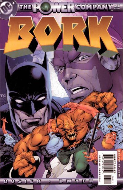 The Power Company: Bork Vol 1 1