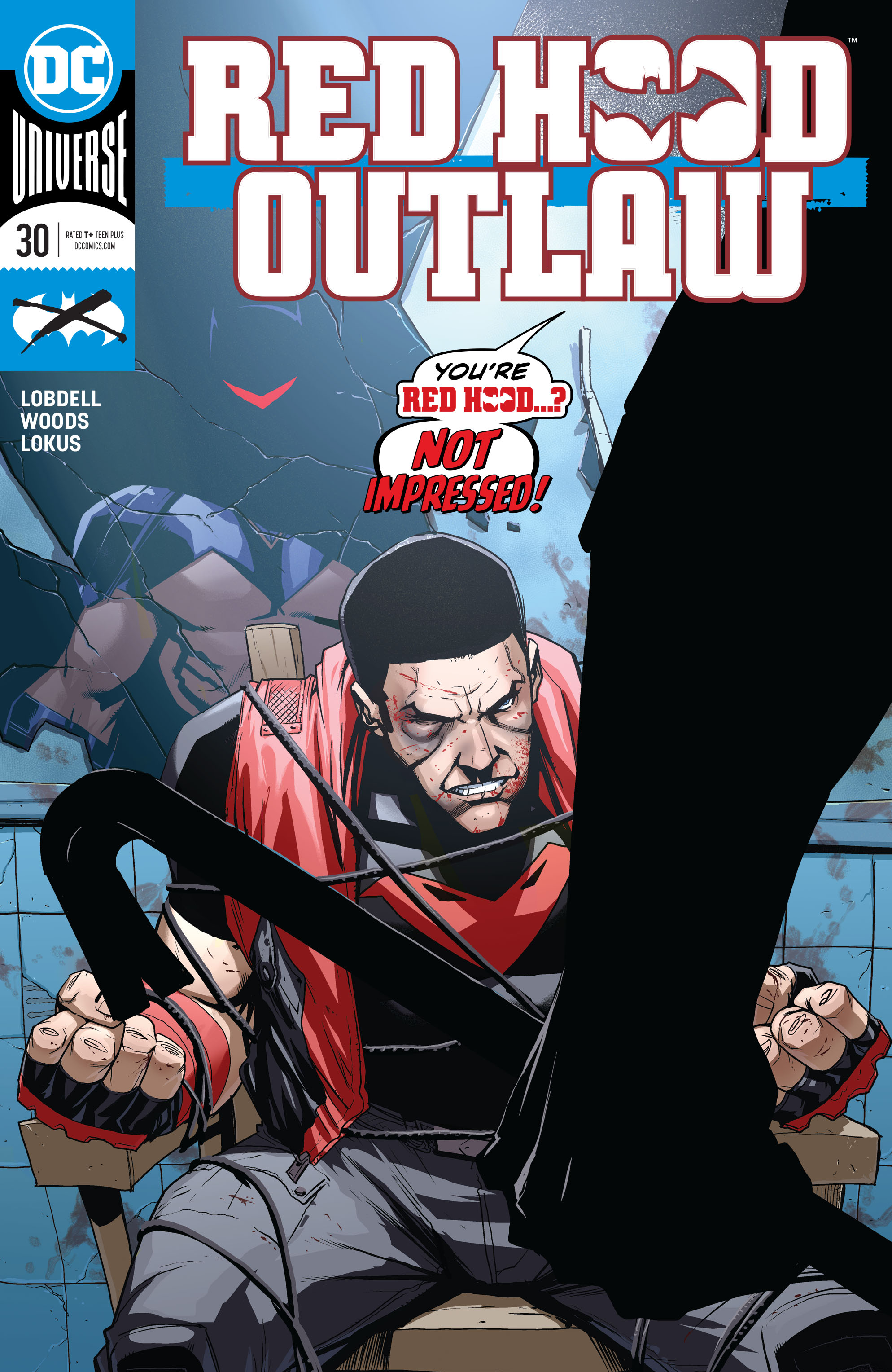 Red Hood: Outlaw Vol 1 30