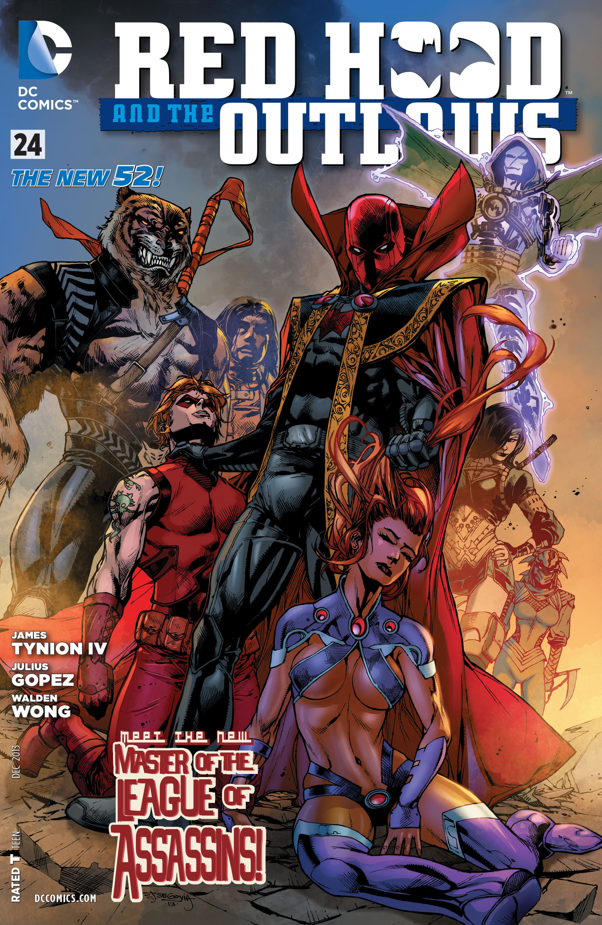 Red Hood and the Outlaws Vol 1 24