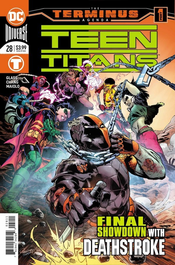 Teen Titans Vol 6 28