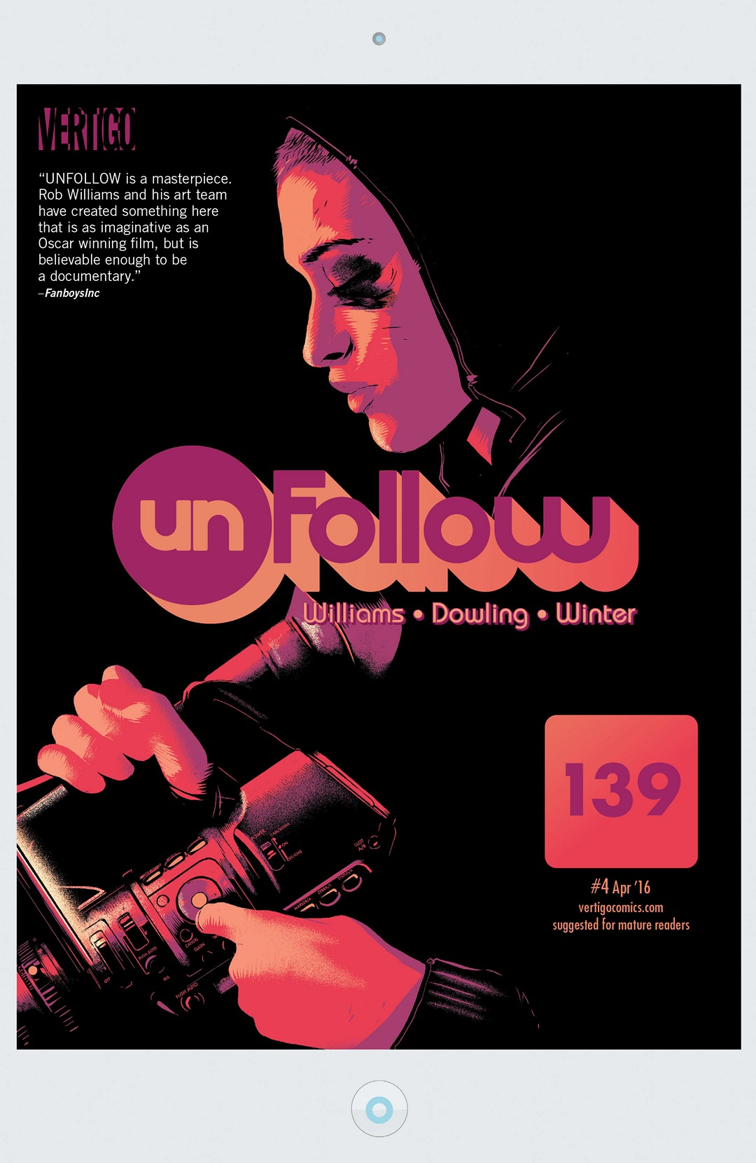 Unfollow Vol 1 4