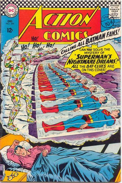 Action Comics Vol 1 344